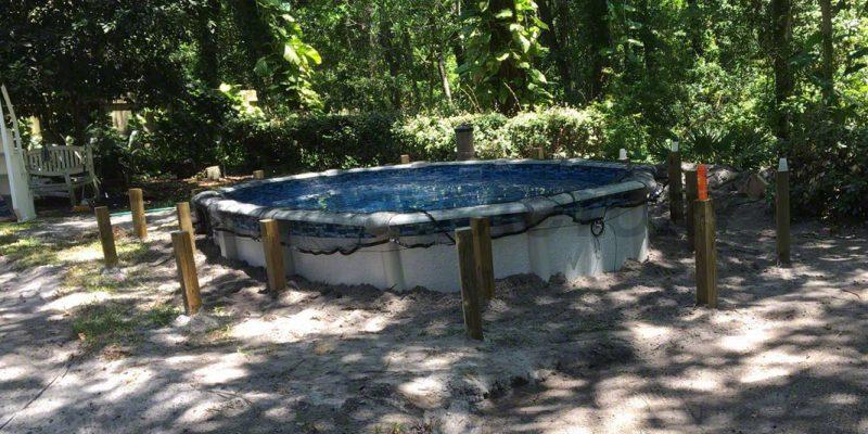 Above Ground Pool - Cristian B. #04