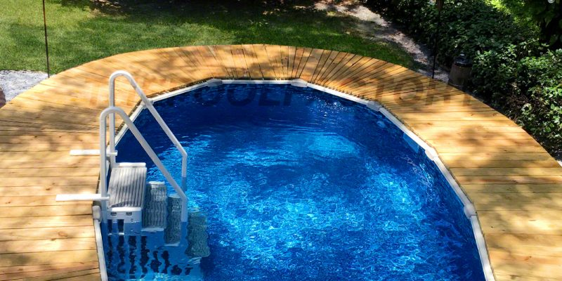 Above Ground Pool - Cristian B. #10