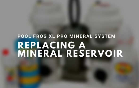 Pool Frog XL PRO Mineral System